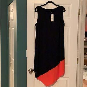 Dresses & Skirts - Sleeveless asymmetrical bottom dress
